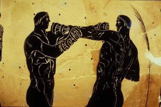 boxe ancetre pugilat