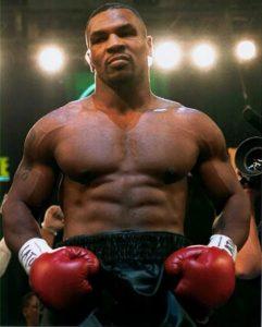 tyson legende boxe