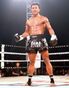 buakaw legende muay thai