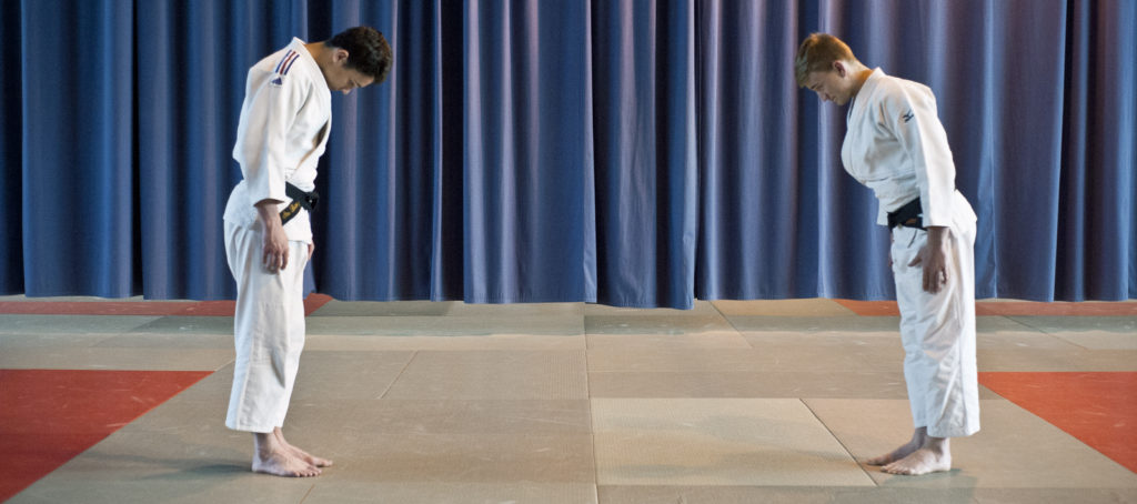 judo salut