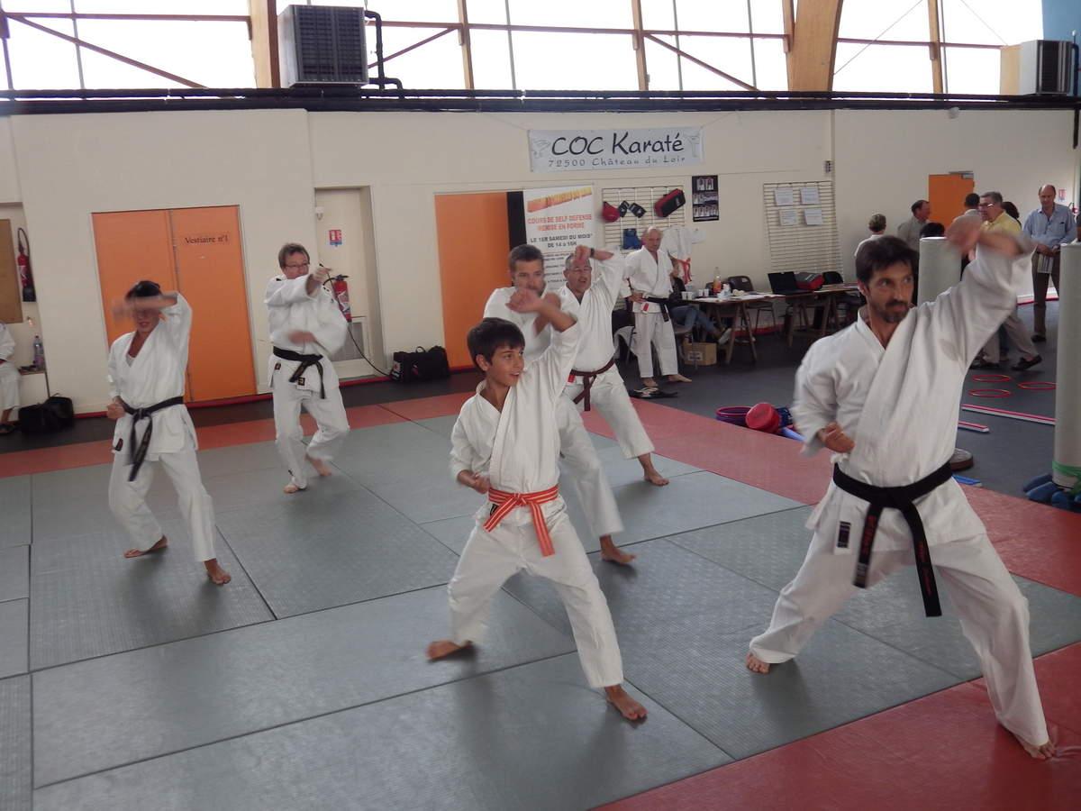 karate ecole