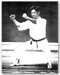 legende du karate grand maitre