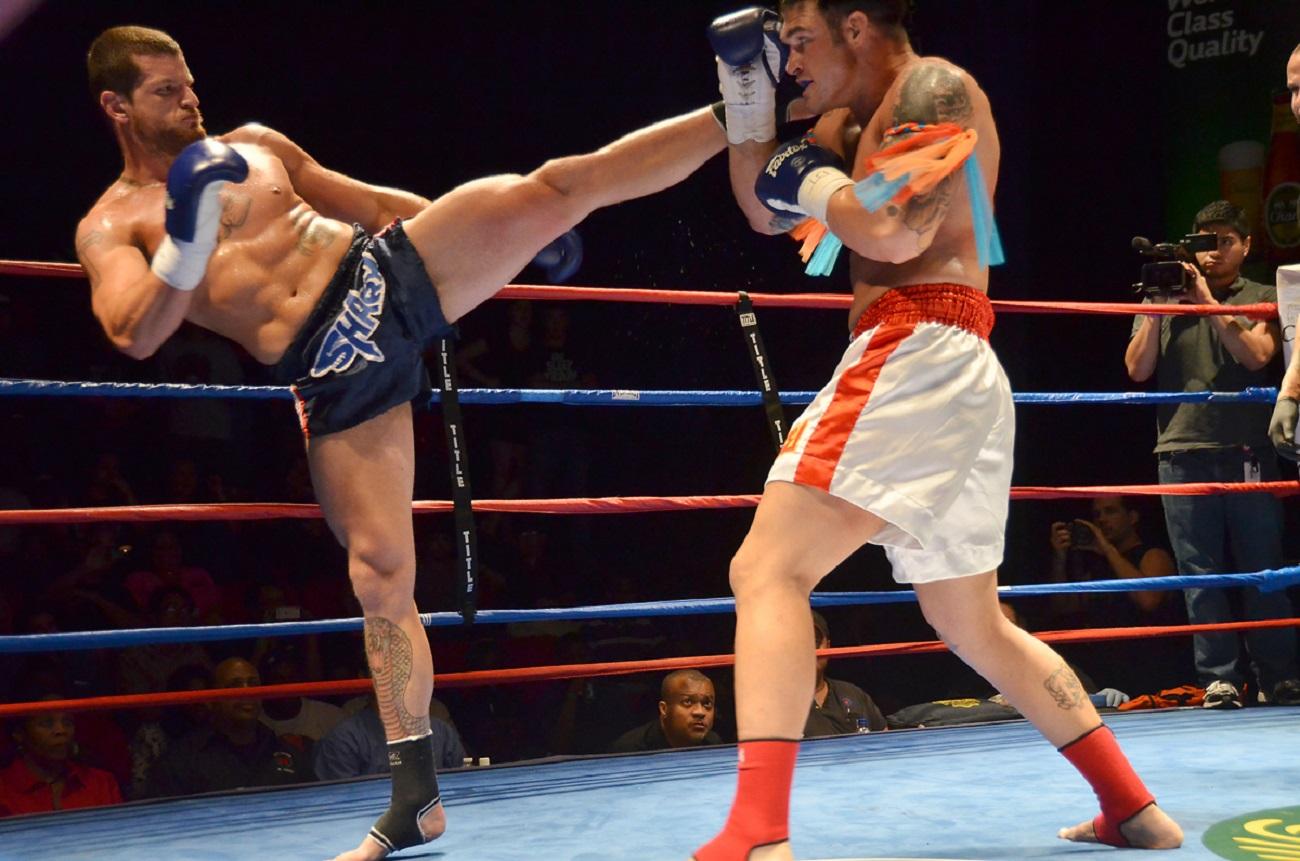regles kickboxing