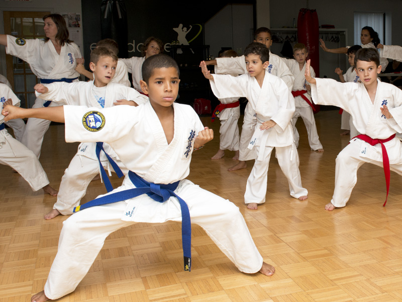 karate enfant